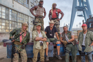 The Expendables 3 sfondi gratuiti per cellulari Android, iPhone, iPad e desktop