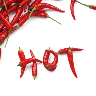 Free Hot Chili Picture for iPad Air