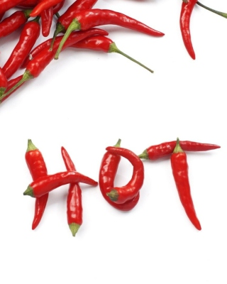 Hot Chili Wallpaper for Nokia Asha 309