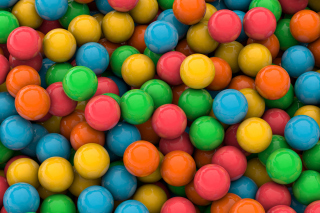 Colorful Candies sfondi gratuiti per Desktop Netbook 1024x600