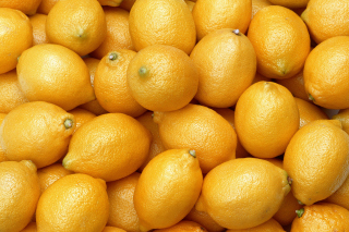 Fresh Yellow Lemons sfondi gratuiti per cellulari Android, iPhone, iPad e desktop