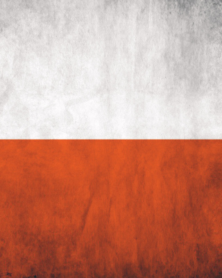 Poland Flag Wallpaper for Nokia 5233