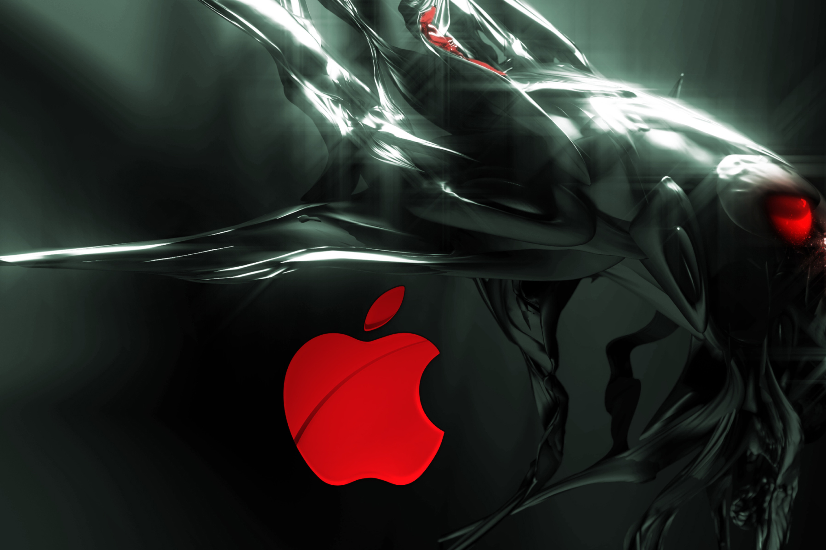 Screenshot №1 pro téma Apple Emblem 2880x1920