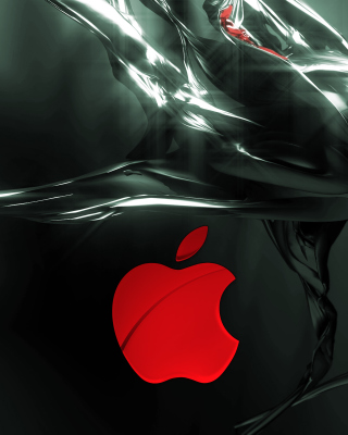 Apple Emblem Background for HTC Titan
