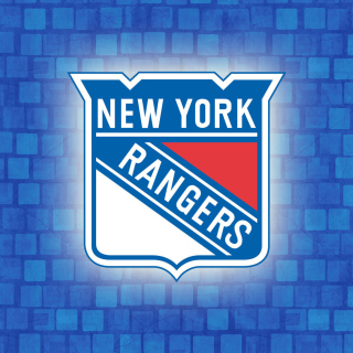 New York Rangers NHL sfondi gratuiti per iPad