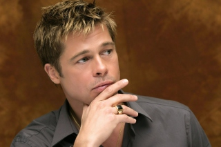 Brad Pitt Picture for Android, iPhone and iPad