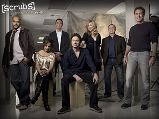 Scrubs Wallpaper for Android, iPhone and iPad