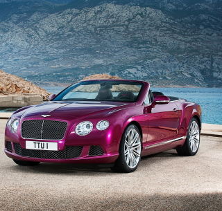 Bentley Continental GT Speed Convertible papel de parede para celular para 1024x1024