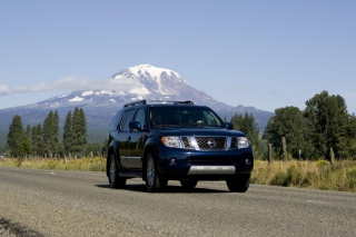 Nissan Pathfinder Wallpaper for Sony Xperia Z2 Tablet