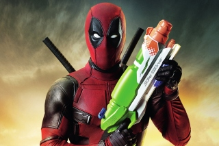 Deadpool Picture for Sony Xperia E1