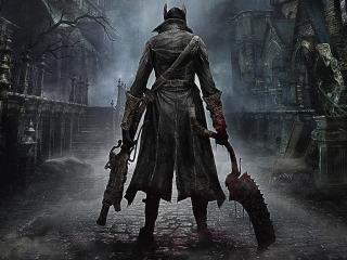 Bloodborne PS4 Game para Nokia Asha 201