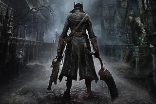 Bloodborne PS4 Game Picture for Android, iPhone and iPad