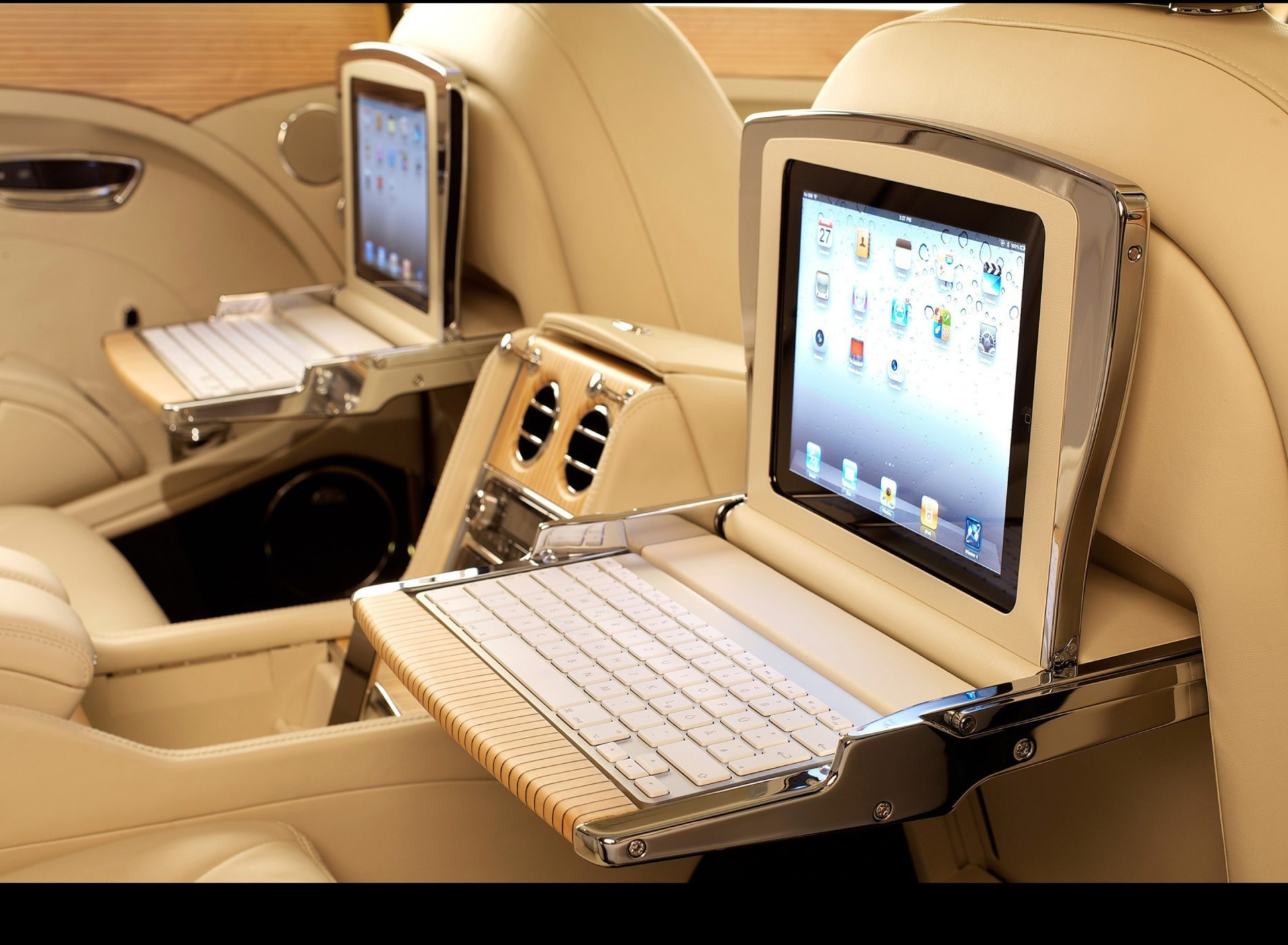 Screenshot №1 pro téma Bentley Interior 1920x1408