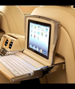 Free Bentley Interior Picture for iPhone 6 Plus