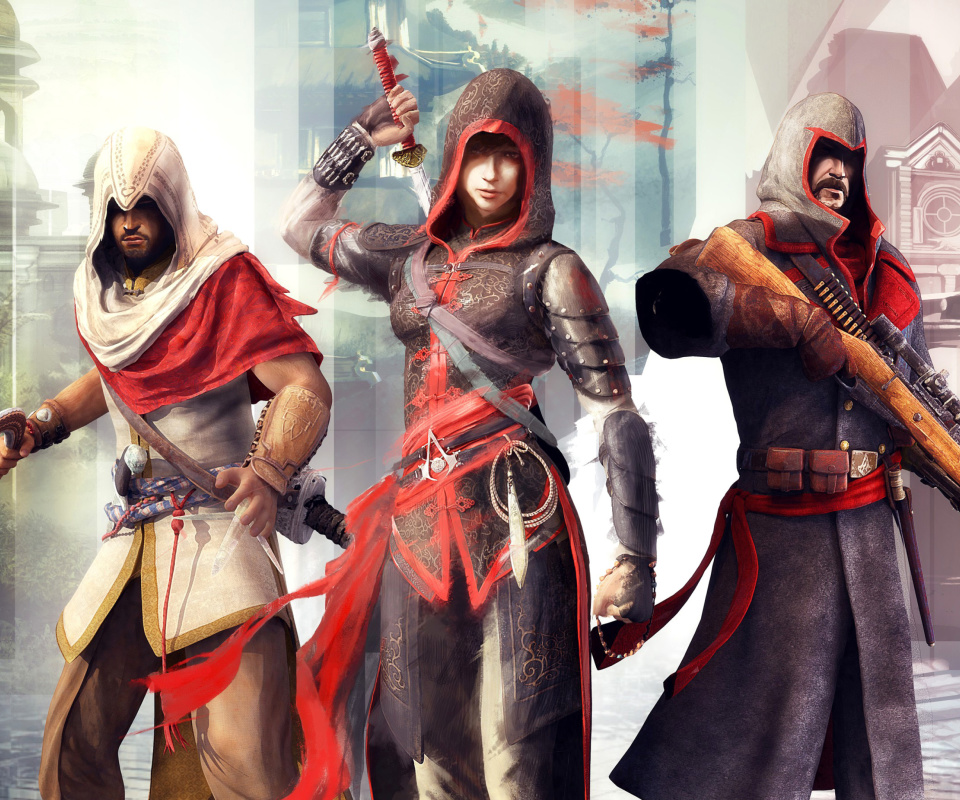Screenshot №1 pro téma Assassins Creed Chronicles India 960x800