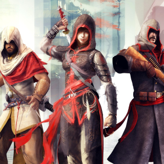 Assassins Creed Chronicles India - Obrázkek zdarma pro 1024x1024