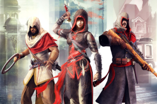 Assassins Creed Chronicles India - Obrázkek zdarma pro 480x320