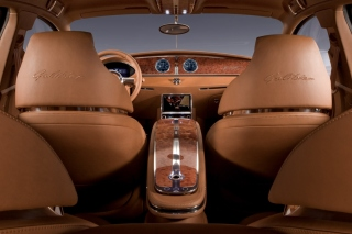 Bugatti 16C Galibier Picture for Android, iPhone and iPad