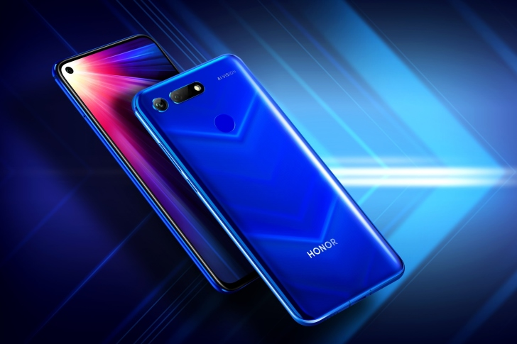Screenshot №1 pro téma Honor View 20