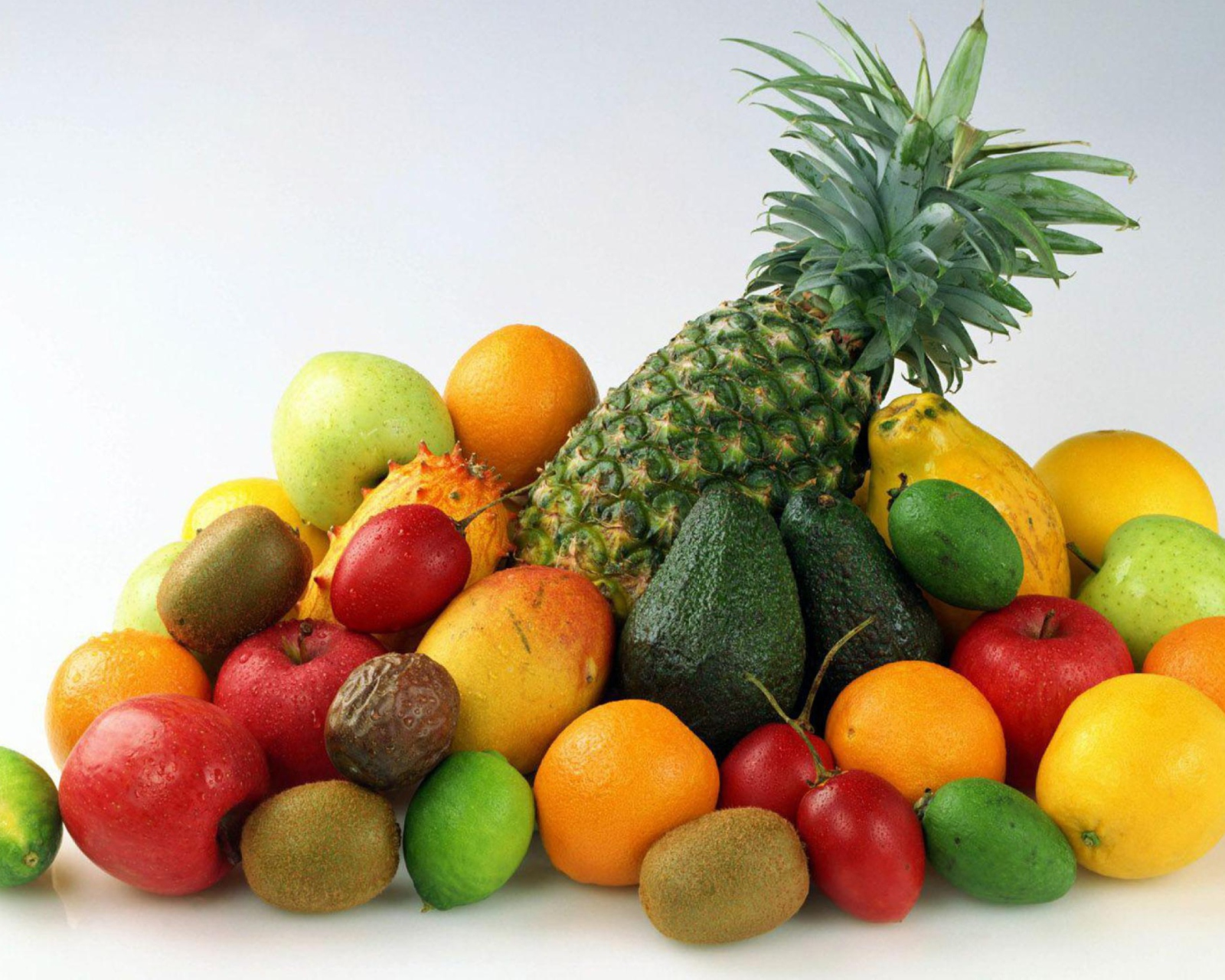 Tropic Fruit wallpaper 1600x1280