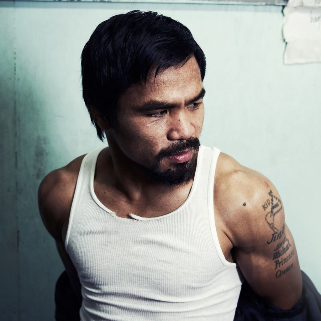 Manny Pacquiao wallpaper 1024x1024
