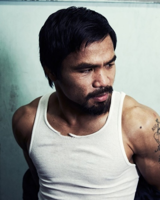 Manny Pacquiao Picture for iPhone 3G