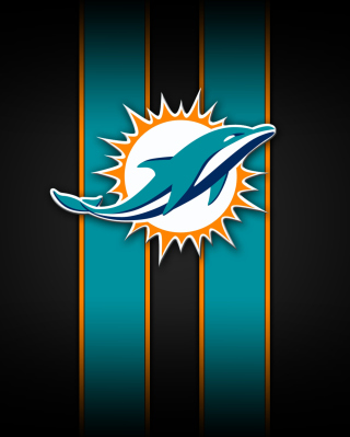 Miami Dolphins Wallpaper for 640x1136