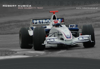 Robert Kubica - Formula1 Picture for Widescreen Desktop PC 1920x1080 Full HD