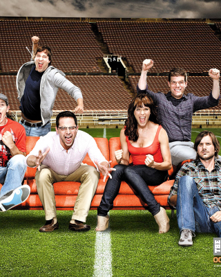 Обои The League 6 Season на 640x1136
