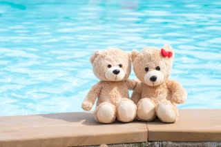 Free Handmade Teddy Bears Picture for Samsung Galaxy Tab 10.1
