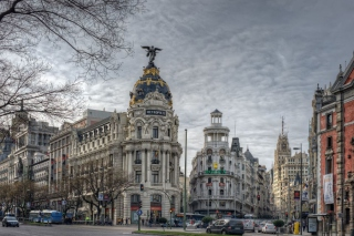 Madrid Spain Wallpaper for Android, iPhone and iPad
