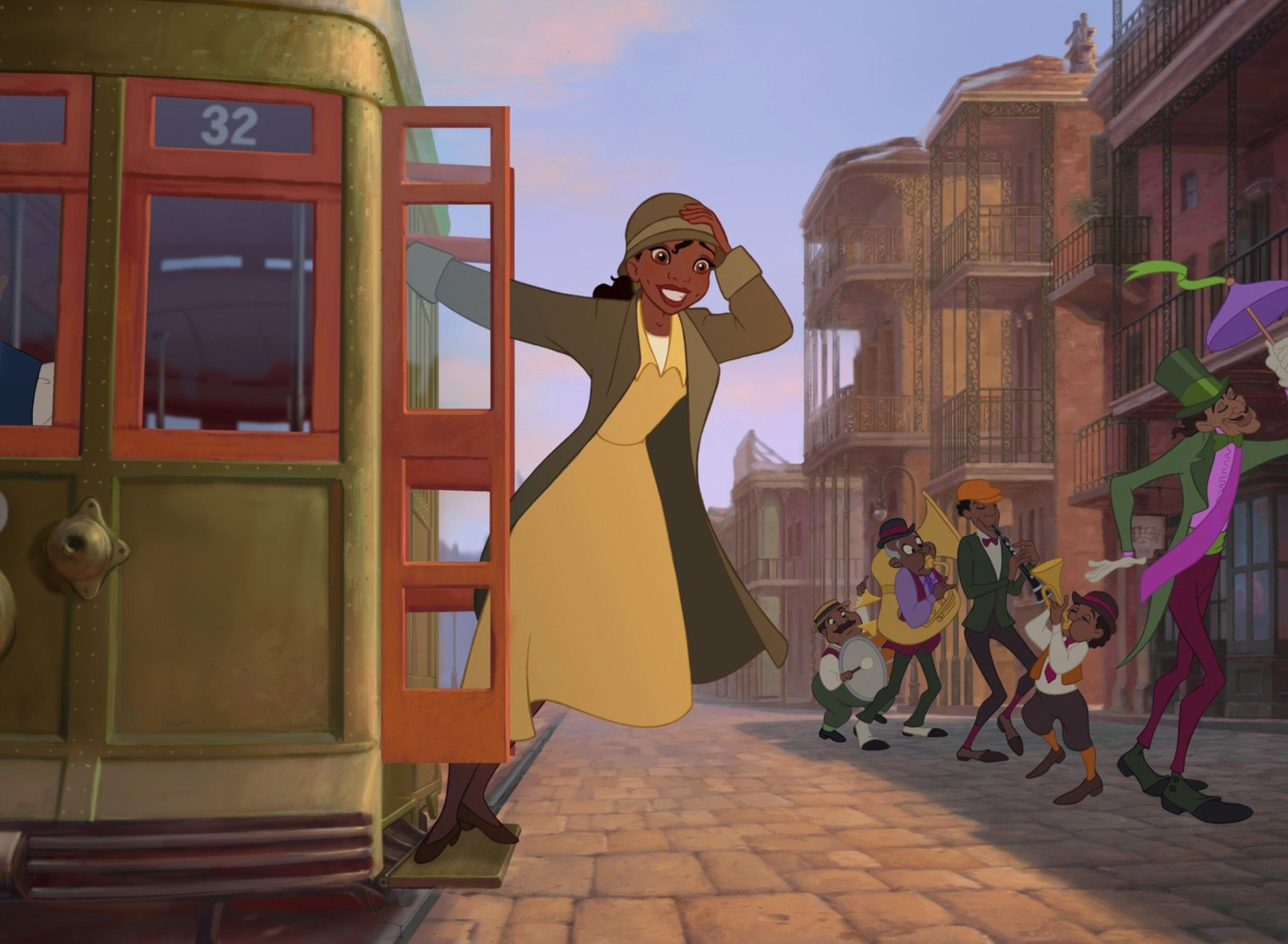 Screenshot №1 pro téma The Princess and The Frog 1920x1408