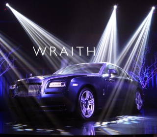 Free Rolls-Royce Wraith Picture for 2048x2048