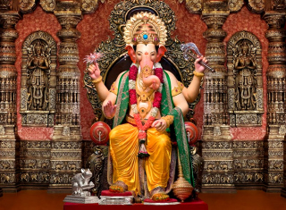 Shree Ganesh Picture for Android, iPhone and iPad