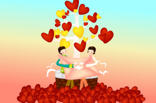 Free Saint Valentine's Day Picture for Android, iPhone and iPad