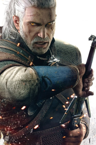 The Witcher 3 Wild Hunt Game para Huawei G7300