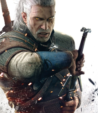 The Witcher 3 Wild Hunt Game - Obrázkek zdarma pro iPhone 6