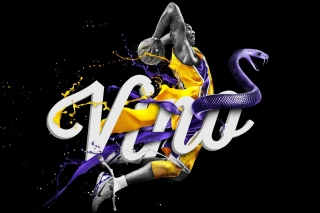 Kobe Bryant Background for Fullscreen Desktop 1280x1024