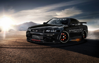 Nissan Skyline Background for Android, iPhone and iPad