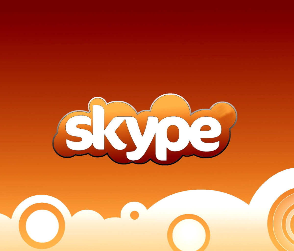 Screenshot №1 pro téma Skype for calls and chat 1200x1024