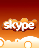 Screenshot №1 pro téma Skype for calls and chat 128x160