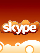 Screenshot №1 pro téma Skype for calls and chat 132x176