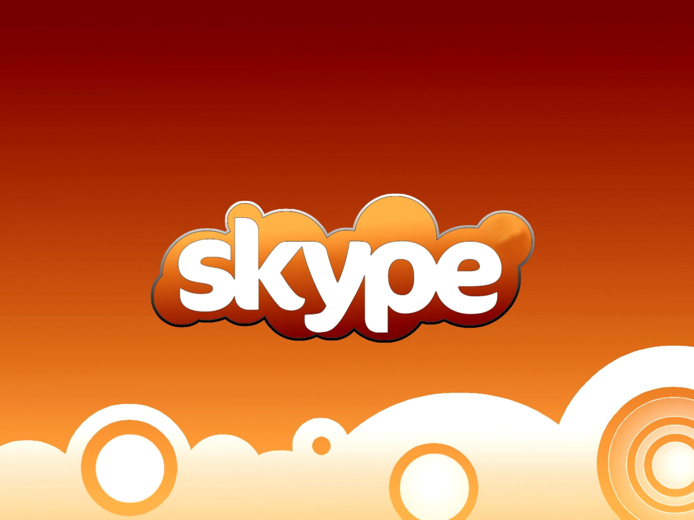 Screenshot №1 pro téma Skype for calls and chat 1400x1050
