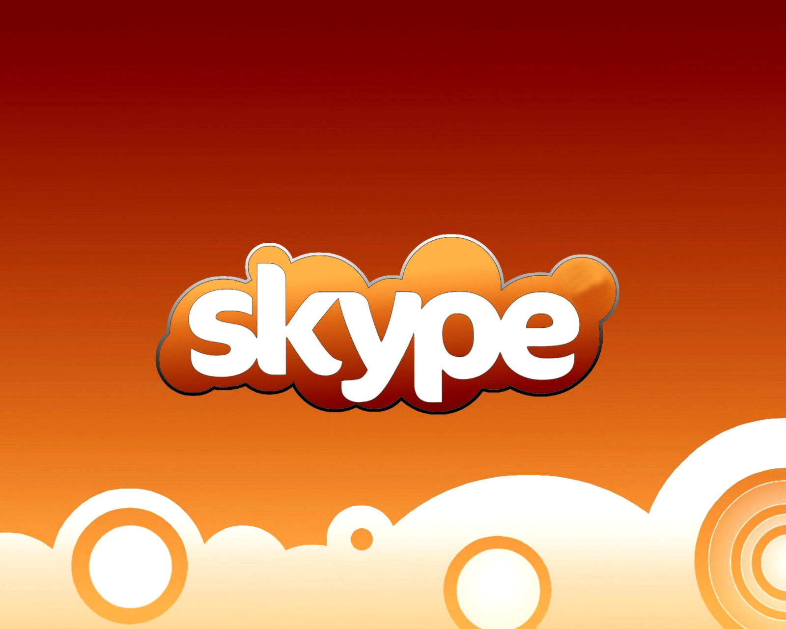 Screenshot №1 pro téma Skype for calls and chat 1600x1280