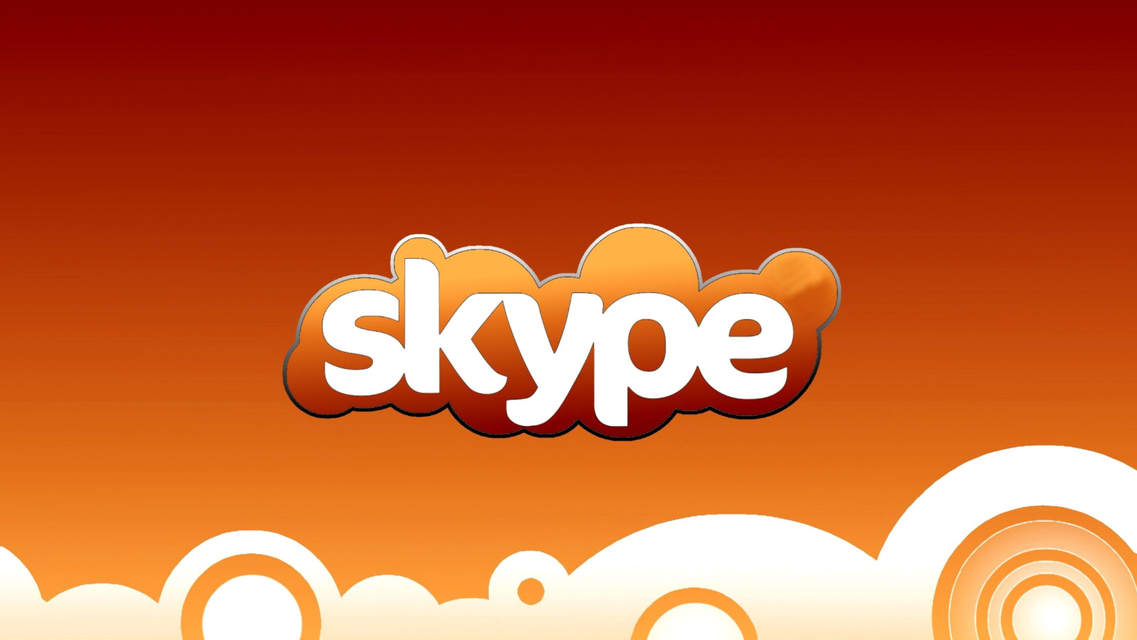 Screenshot №1 pro téma Skype for calls and chat 1600x900