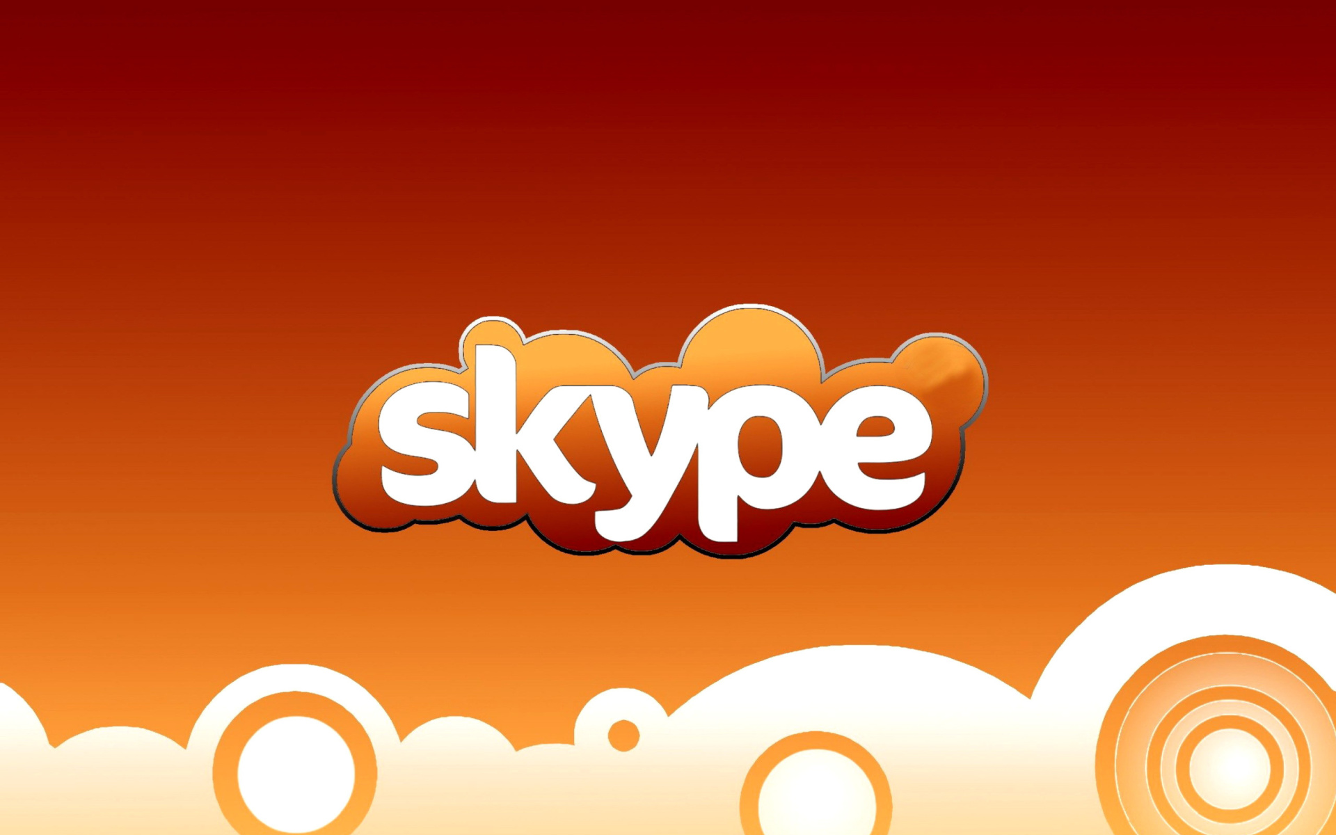 Screenshot №1 pro téma Skype for calls and chat 1920x1200
