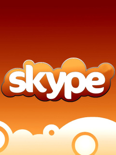 Screenshot №1 pro téma Skype for calls and chat 240x320