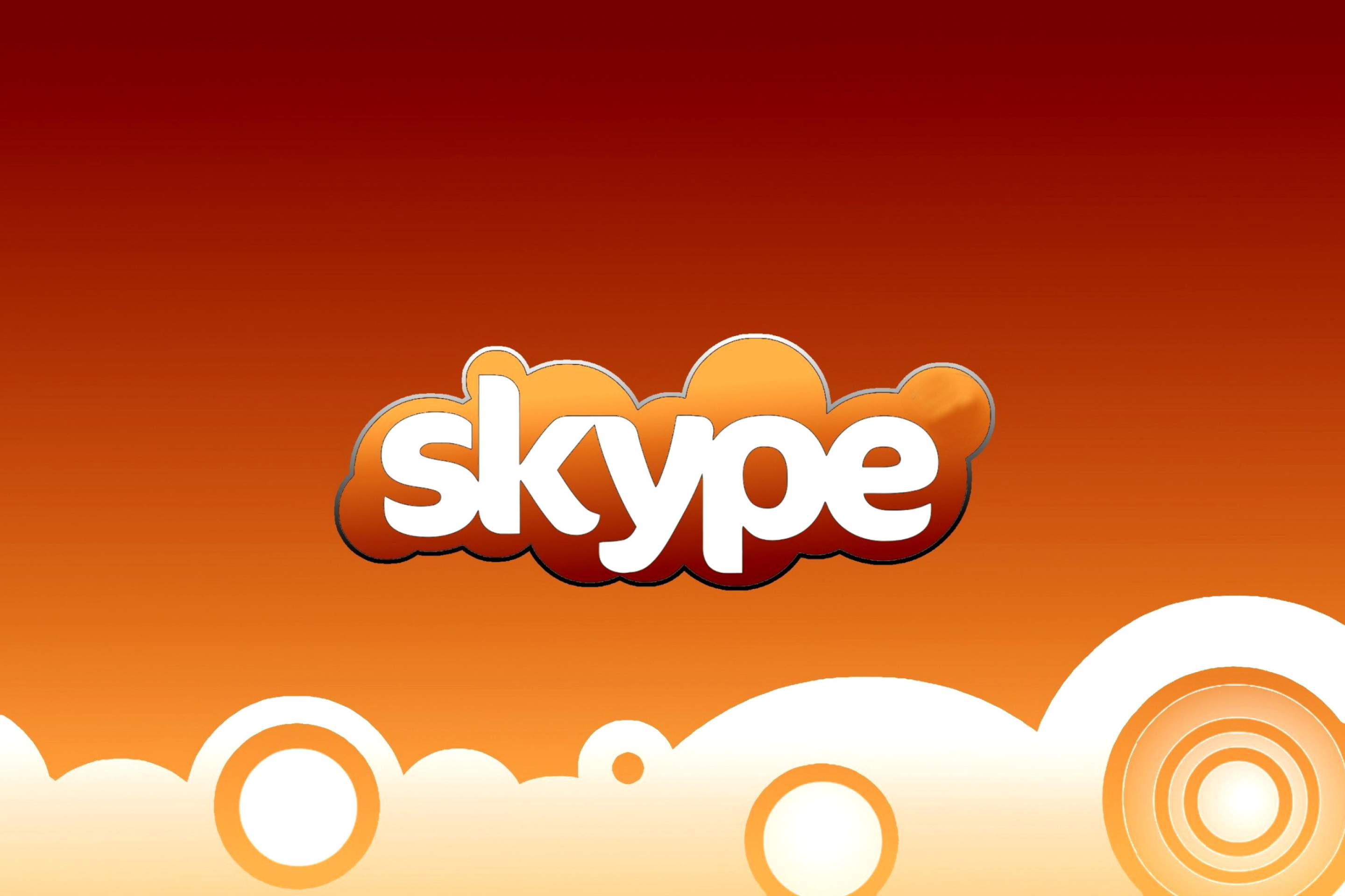 Screenshot №1 pro téma Skype for calls and chat 2880x1920