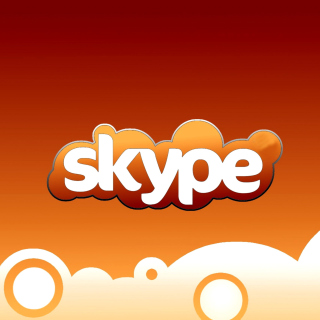 Skype for calls and chat Background for iPad Air