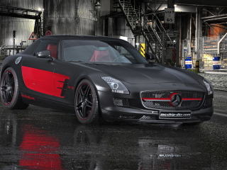 Mercedes-Benz SLS AMG para Nokia Asha 201